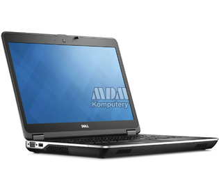 DELL Latitude E6440 Intel Core i5-4200M 2.5GHz 8GB 256GB SSD DVD Windows 10 Home PL