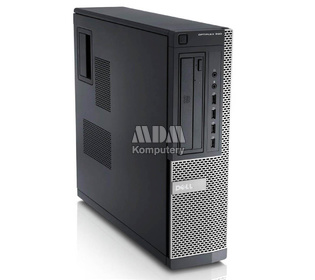 DELL Optiplex 990 Desktop Intel Core i5-2400 3.1GHz 4GB 160GB DVD-RW Windows 10 Home PL
