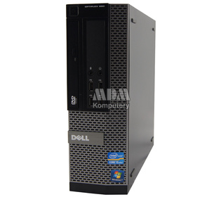 DELL Optiplex 990 SFF Intel Core i5-2400 3.1GHz 4GB 320GB DVD-RW Windows 10 Home PL