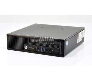 HP EliteDesk 800 G1 USDT Intel Core i5-4570s 2.9GHz 4GB 500GB DVD-RW Windows 10 Home PL