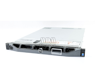 DELL Serwer PowerEdge R630 2x Intel Xeon E5-2660v3 2.6GHz 64GB 2x 300GB DVD