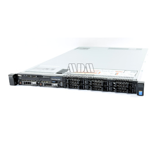 DELL Serwer PowerEdge R630 2x Intel Xeon E5-2640v3 2.6GHz 256GB 2x 300GB DVD