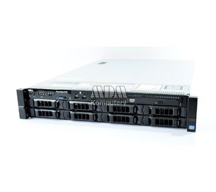 DELL Serwer PowerEdge R720 2x Intel Xeon E5-2650v2 2.6GHz 256GB DVD