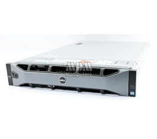 DELL Serwer PowerEdge R720 2x Intel Xeon E5-2643v2 3.5GHz 64GB 2x 300GB DVD-RW Windows Server 2012 R2 Standard