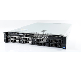 DELL Serwer PowerEdge R520 Intel Xeon E5-2407v2 2.4GHz 16GB 2x 146GB 4x 600GB