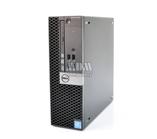 DELL Optiplex 5040 SFF Intel Core i5-6600 3.3GHz 8GB 500GB DVD Windows 10 Home PL