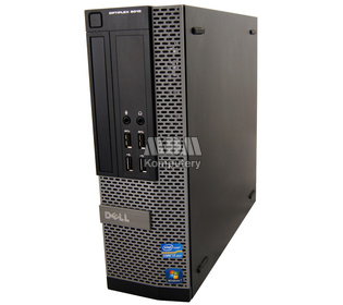 DELL Optiplex 9010 SFF Intel Core i5-3570 3.4GHz 8GB 250GB DVD-RW Windows 10 Home PL