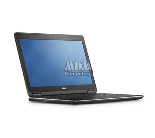 DELL Latitude E7250 Intel Core i5-5300U 2.3GHz 4GB 256GB SSD Windows 10 Home PL