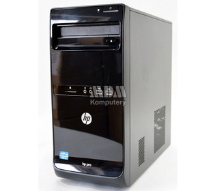 HP 3500 Pro Microtower Intel Core i3-3240 3.4GHz 4GB 2TB DVD-RW Windows 10 Home PL