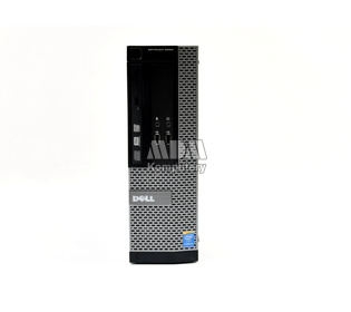 DELL Optiplex 3020 SFF Intel Pentium G3240 3.1GHz 4GB 500GB DVD-RW Windows 10 Home PL