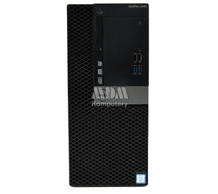 DELL Optiplex 3040 Mini Tower Intel Core i3-6100 3.7GHz 4GB 500GB DVD-RW Windows 10 Home PL